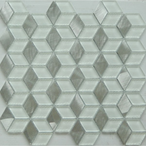Small diamond mosaic TF041