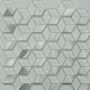 Small diamond mosaic TF042