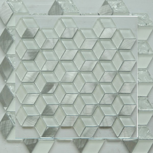 Small diamond mosaic TF043